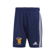 Abberton and District CC Adidas Navy Junior Training Shorts