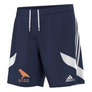 Southport Trinity CC Adidas Navy Junior Training Shorts