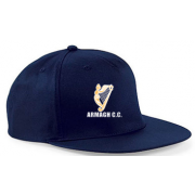 Armagh CC Navy Snapback Hat