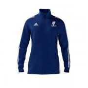 Armagh CC Adidas Blue Junior Training Top