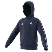 Armagh CC Adidas Navy Fleece Hoody