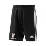 Armagh CC Adidas Black Training Shorts