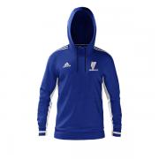 Armagh CC Adidas Blue Hoody