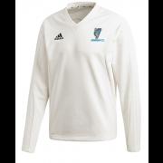 Armagh CC Adidas Elite Long Sleeve Sweater
