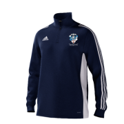 Baldock Town CC Adidas Navy Junior Training Top