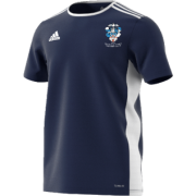 Baldock Town CC Adidas Navy Junior Training Jersey