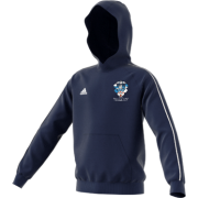 Baldock Town CC Adidas Navy Junior Fleece Hoody