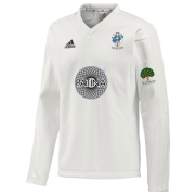 Baldock Town CC Adidas Junior Playing Sweater
