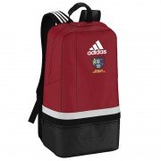 Bentley Colliery CC Adidas Red Training Bag