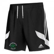 Olicanian CC Adidas Black Junior Training Shorts