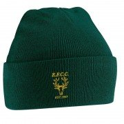 Epping Foresters CC Green Beanie