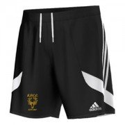 Epping Foresters CC Adidas Black Junior Training Shorts