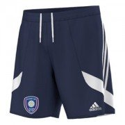 Pudsey BC Adidas Navy Training Shorts