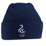 Teddington Town CC Adidas Navy Beanie