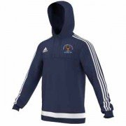 Abbots Bromley CC Adidas Navy Hoody
