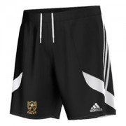 Collingham CC Adidas Black Junior Training Shorts