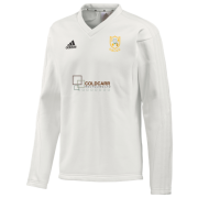 Collingham and Linton CC Adidas L-S Playing Sweater