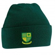Keymer and Hassocks CC Green Beanie