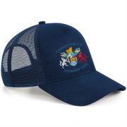Congleton CC Navy Trucker Hat