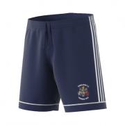 Congleton CC Adidas Navy Junior Training Shorts