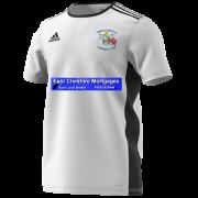 Congleton CC White Junior Training Jersey