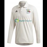Congleton CC Adidas Elite Long Sleeve Shirt
