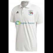 Congleton CC Adidas Elite Short Sleeve Shirt