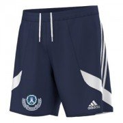 Anston CC Adidas Navy Training Shorts