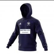 Kexborough CC Adidas Navy Fleece Hoody