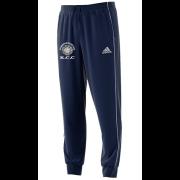 Kexborough CC Adidas Navy Sweat Pants