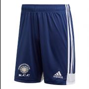 Kexborough CC Adidas Navy Junior Training Shorts