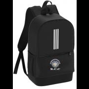 Kexborough CC Black Training Backpack