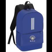 Kexborough CC Blue Training Backpack