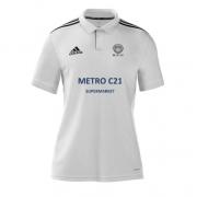 Kexborough CC Adidas White Polo
