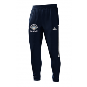 Kexborough CC Adidas Navy Training Pants