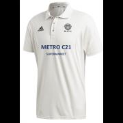 Kexborough CC Adidas Elite Junior Short Sleeve Shirt