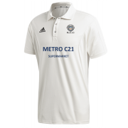 Kexborough CC Adidas Elite Short Sleeve Shirt