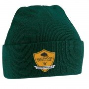 Earlswood CC Green Beanie