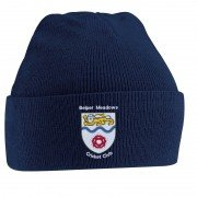 Belper Meadows CC Adidas Navy Beanie