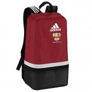 Hawcoat Park CC Adidas Red Training Bag
