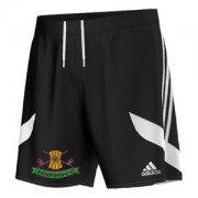 Rainford CC Adidas Black Training Shorts