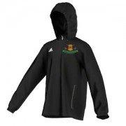 Rainford CC Adidas Black Rain Jacket