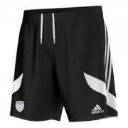 Kirkella CC Adidas Black Training Shorts
