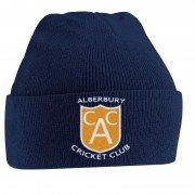 Alberbury CC Adidas Navy Beanie