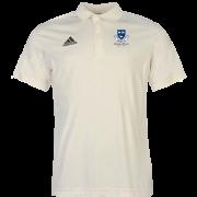 Selby CC Adidas Pro Junior Short Sleeve Polo