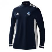 Selby CC Adidas Navy Zip Training Top