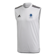 Selby CC Adidas White Training Vest