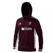 Morley CC Adidas Maroon Hoody