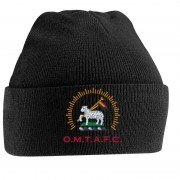 Old Merchant Taylor's AFC Black Beanie