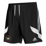 Old Merchant Taylor's AFC Adidas Black Training Shorts